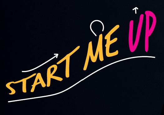 Startmeup logo - business joensuu - Lounastaja