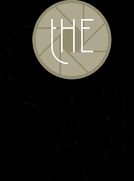 The Glass logo - Lounastaja